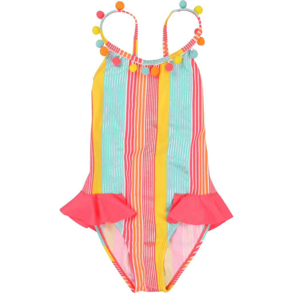 BILLIEBLUSH Striped Swimsuit
